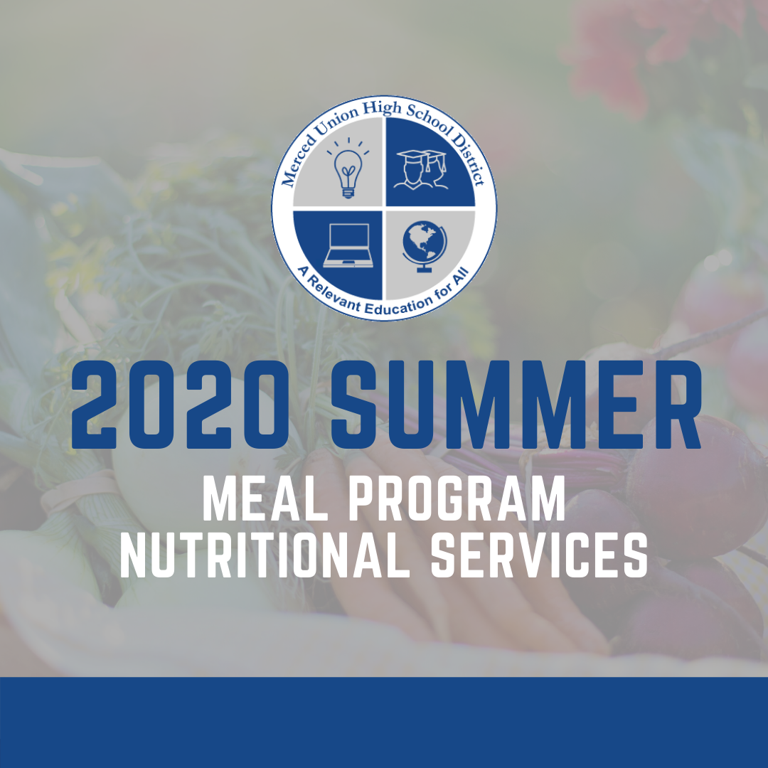 2020 School Summer Meal Program