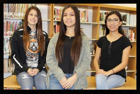 Picture of Kaitlyn Perez, Ashley Avalos-Rojas, Christy Gonzalez
