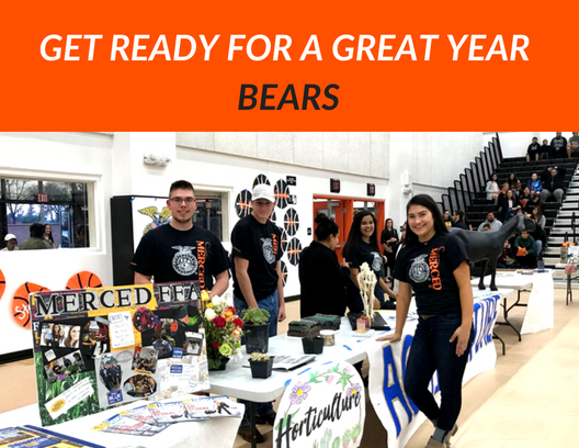 Get Ready fora great Year Bears